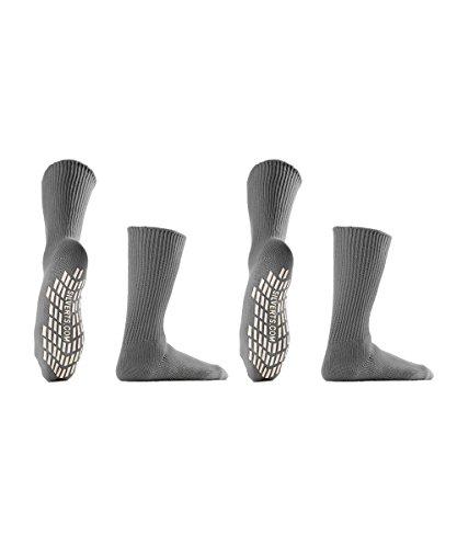 Diabetic Socks - Non Skid/No Slip Hospital Socks
