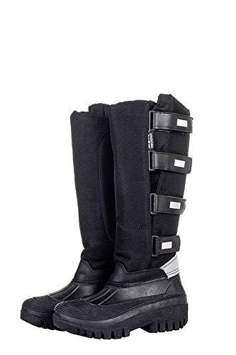 HKM Winterthermostiefel -Kodiak-, schwarz, 34