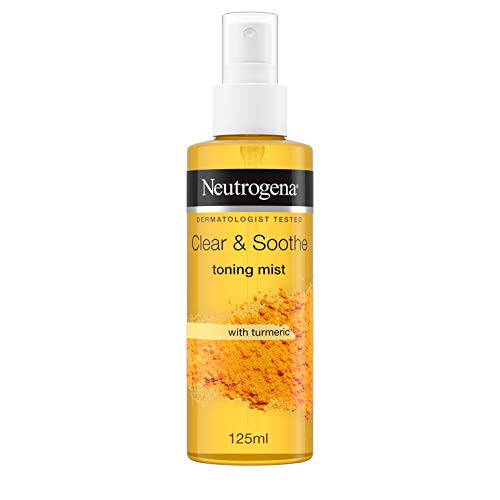 Neutrogena, Clear and Soothe Toning Mist, 125 ml