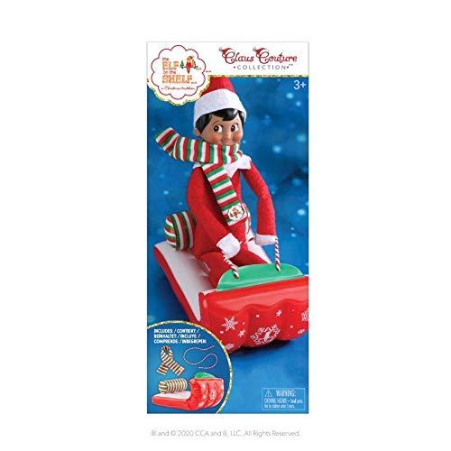 Elf im Regal Claus Couture Hochfliegende Schneeflocke Set | Elfenpuppe Nicht enthalten