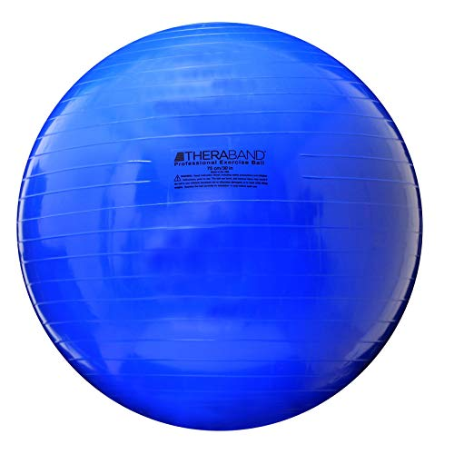 Theraband 75cm Exercise Ball - Blue by TheraBand