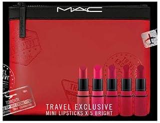Mini Lipsticks set of 5 BRIGHT