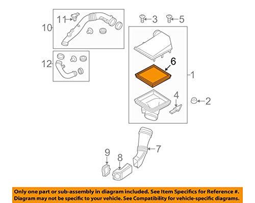BMW 13-71-7-605-913 Air Filter Element