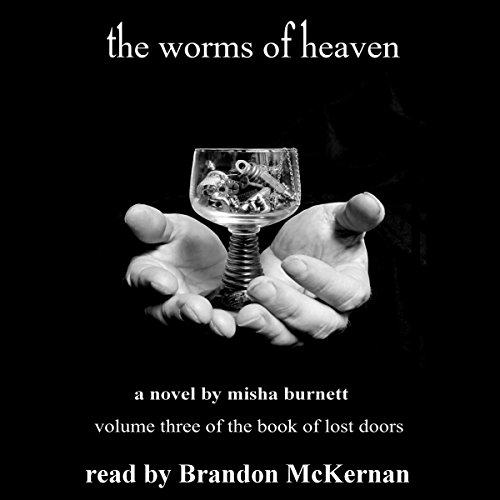 The Worms of Heaven audiobook cover art