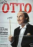 Otto - Minden 2001 Konzert-Poster A1