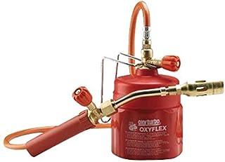 Kit soldador móvil profesional con soplete de gas butano Art.504000. Oxyflex. Hecho