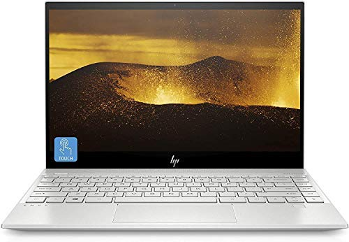 HP ENVY 13-aq0000na 13.3' FHD Touch Laptop, Core i5 8265U, 8GB, 512GB NVME Solid State Drive, Nvidia GeForce MX250, Wireless 11ac & Bluetooth 4.2, Windows 10 Pro - UK Keyboard Layout - Plain Boxed