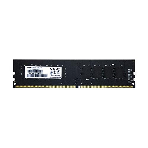 S3+ Memoria DIMM DDR4 2400 MHz C17 16 GB
