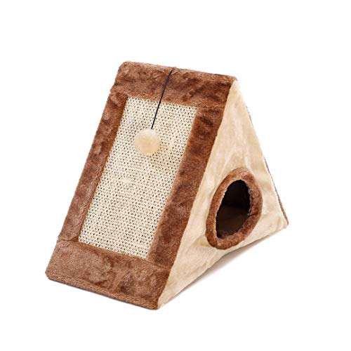 $5 Cozy Cat Bed Clip the extra 40% off coupon and use promo code: 40K7N3FD Works on Triangle Brown option