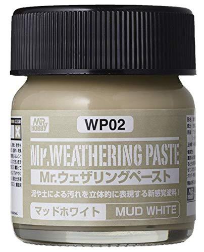 GSIクレオス Mr.ウェザリングペースト泥2 40ml WP02