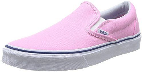 Vans Unisex-Erwachsene Classic Slip-ON, rosa, 40 EU