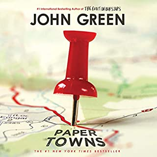 Paper Towns cover art