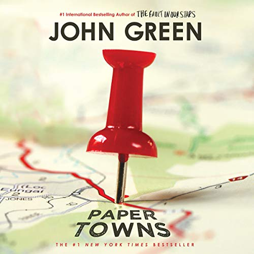 Couverture de Paper Towns
