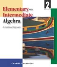 Elementary and Intermediate Algebra                                        Mpn