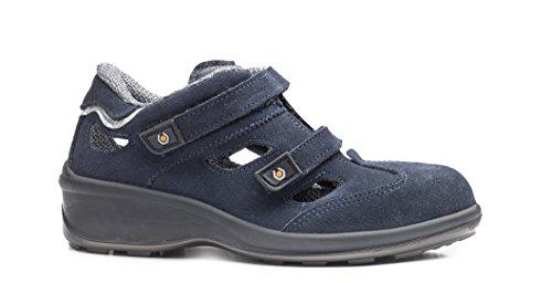 BASE Damen Sicherheits-Sandale B313 Alyssa S1P, Größe 40