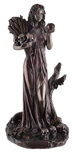 Veronese 708-7567 Persephone griechische Göttin der Unterwelt u.Fruchtbarkeit 26 cm Figur Skulptur