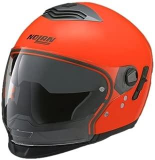 NOLAN(ノーラン) ヘルメット システム N43E Trilogy ハイビィジビリティ 蛍光オレンジ/13 XLサイズ(61-62cm) 78765