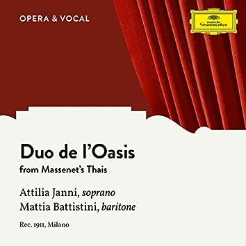 Massenet: Thais: Duo de l'Oasis (Sung in Italian)