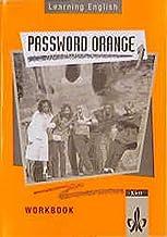 Learning English, Password Orange, Ausgabe für Nordrhein-Westfalen, Hessen, Rheinland-Pfalz, Berlin, Niedersachsen, Workb...