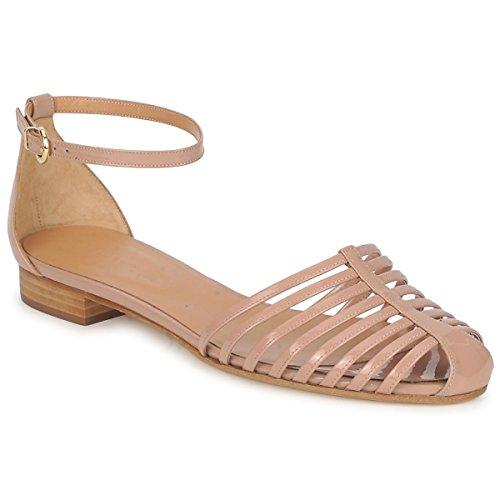 Sonia Rykiel Capri Sandalen/Sandaletten Femmes Beige - 40 - Sandalen/Sandaletten