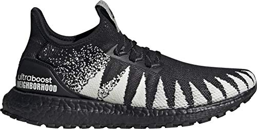 Adidas Ultra Boost All Terrain Quartiere Scarpe da Corsa - Nero, Nero , 4 UK