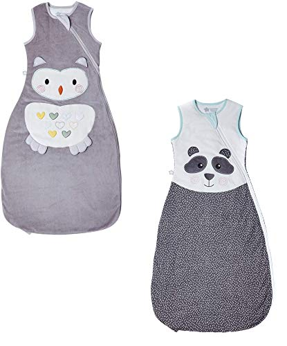 Tommee Tippee Original Grobag TOG - Saco de dormir para bebé con diseño de búho