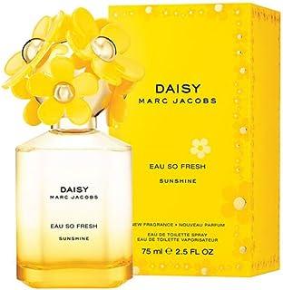 Marc Jacobs Daisy Eau So Fresh Sunshine Eau de Toilette Spray for Women, 2.5 Ounce