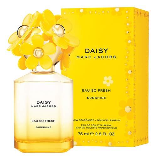 Marc Jacobs Daisy Eau So Fresh Sunshine femme/woman Eau de Toilette, 75 ml