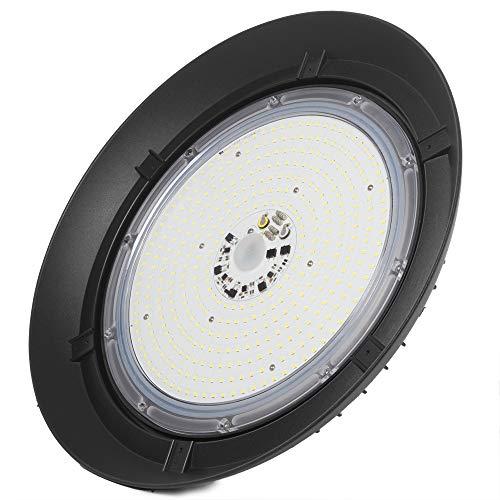 Greenice   Campana LED UFO 200W Epistar 145Lm/W IP65 50000H Regulable   Blanco Frío