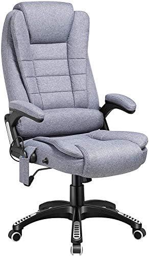 Top 10 Best office chair ergonomic massage chair desk Reviews