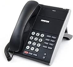 NEC ITL-2E-1 (BK) - DT710 - 2 Button NON DISPLAY IP Phone Black Stock# 690000