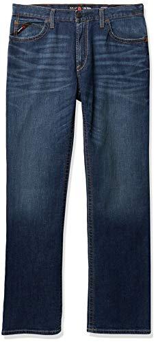 Ariat Men's Flame Resistant Work Pant, alloy, 38 x38