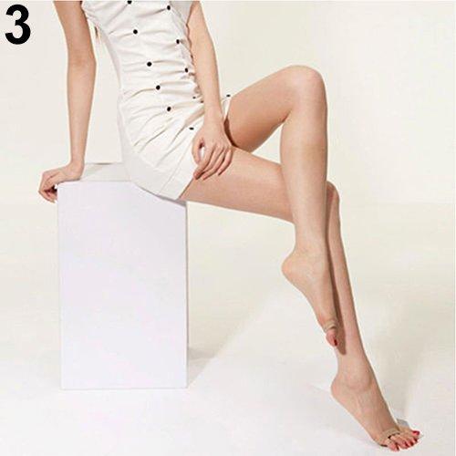 Open teen in Mode Charmante Sheer Ultra-Thin Slim Stretch Vrouwen Meisje Duurzame Panty