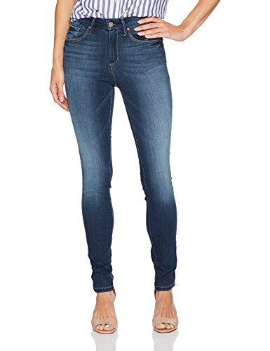 Jessica Simpson Women's Misses Adored Curvy High Rise Skinny Jean, Rodeo, 25