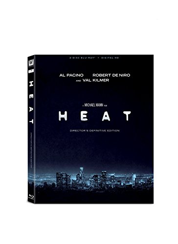 Heat Director'S: Definitive Edition [Edizione: Stati Uniti] [Italia] [Blu-ray]