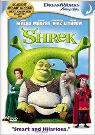 DVD Shrek Book