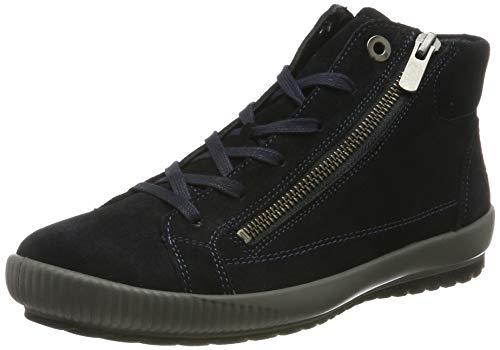 Legero Damen Tanaro Hohe Sneaker, Blau (Pacific (Blau) 80), 38 EU (5 UK)