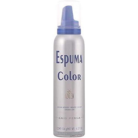 Azalea Espuma Color Plata - 150 ml: Amazon.es: Belleza