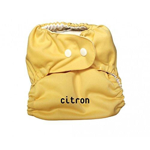 Couche lavable So Easy - Citron, 2