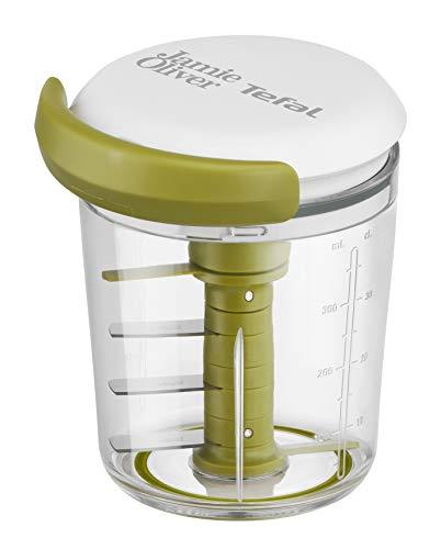 Tefal K16441 Jamie Oliver 5 Sekunden-Chopper-Shaker Picadora, plástico
