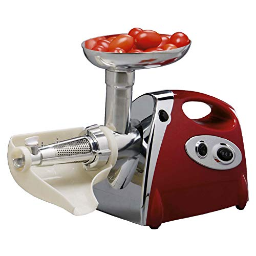 Ardes ARD.7450R - Picadora de carne y trituradora de tomates