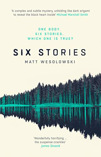 Six Stories: A Thriller (English Edition)