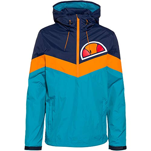Ellesse Shelby OH Windrunner - Peluche (tamaño Mediano), Color Azul