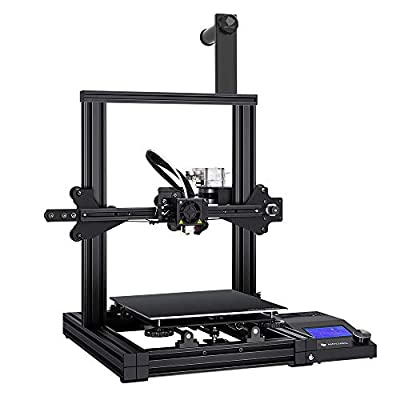 ANYCUBIC Mega Zero 3D Printer with Build Surface and UL Certified Power Supply Metal Printers, Printing Space 220x220x250mm