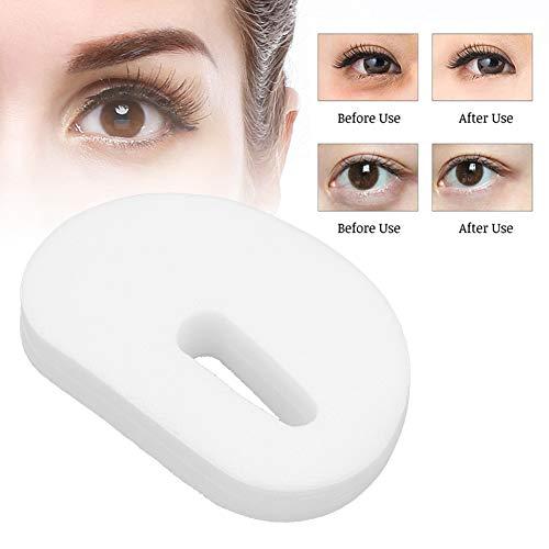 Verwijderbare ultradunne oogmasker papier onzichtbare doe-het-zelf, niet-gecomprimeerde masker film