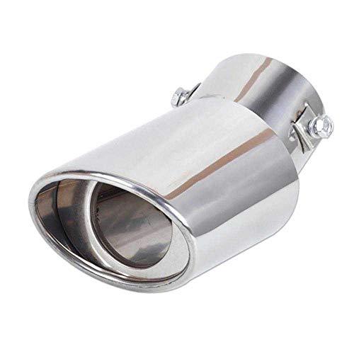 ZHHRHC Tubo de silenciador de Escape de Coche, Apto para For