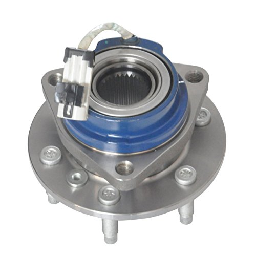 DRIVESTAR 513236 Front Left/Right Wheel Hub & Bearing Assembly w/ABS for BUICK TERRAZA for CHEVROLET UPLANDER PONTIAC MONTANA SATURN RELAY 2006-07, 6 Lug