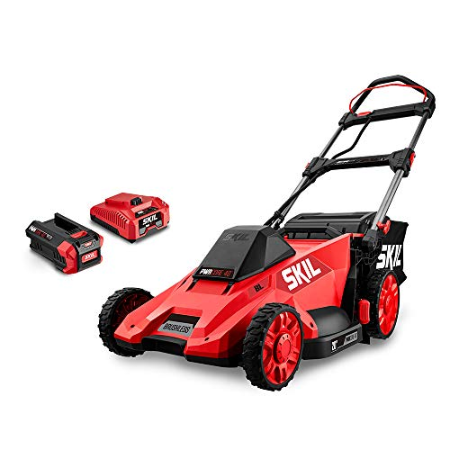 Skil PM4910-10 PWRCore 40V Battery Powered Mower
