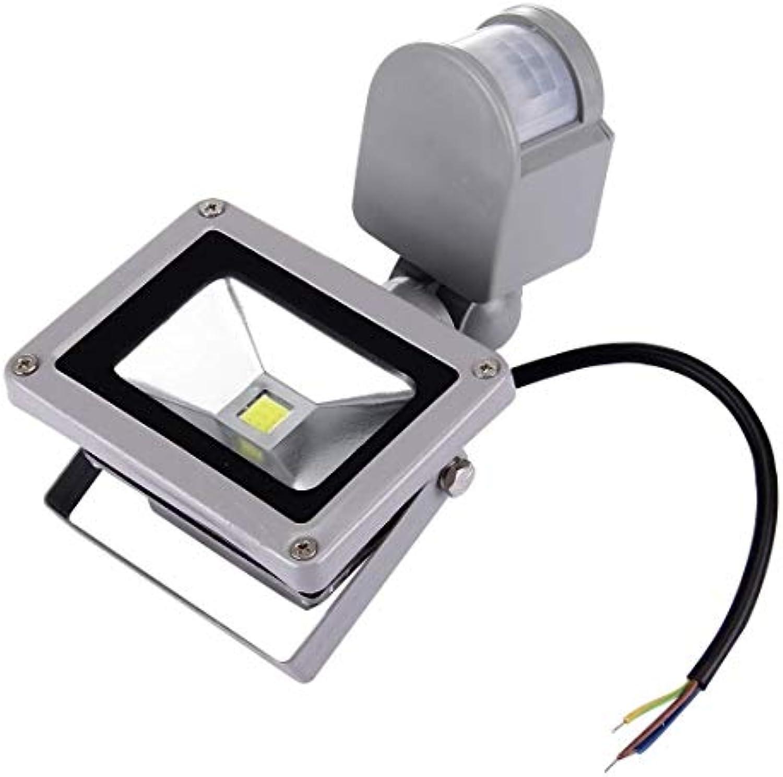 XSWZAQ-aqd LED-Infrarotinduktionsflutlicht des menschlichen Krpers wasserdichte Projektionslichtflutlichtkorridor-intelligente Lichtbeleuchtung im Freien