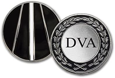 Indiana Metal Craft Personalized San Diego Mall Jumbo Put Golf Marker Sales for sale with Ball